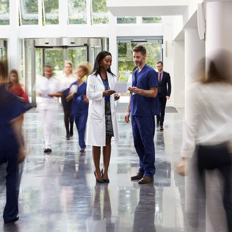 The Future of Work - Healthcare